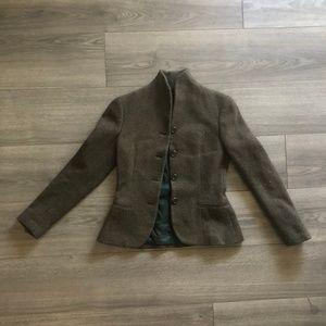 Ralph Lauren Standup Collar Coat